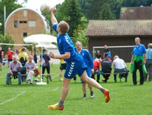 Faustball: Feldsaison 2017