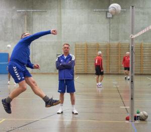 Faustball: Meisterschaften abgeschlossen