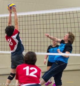 Volleyball - Meisterschaften 2016/2017 abgeschlossen