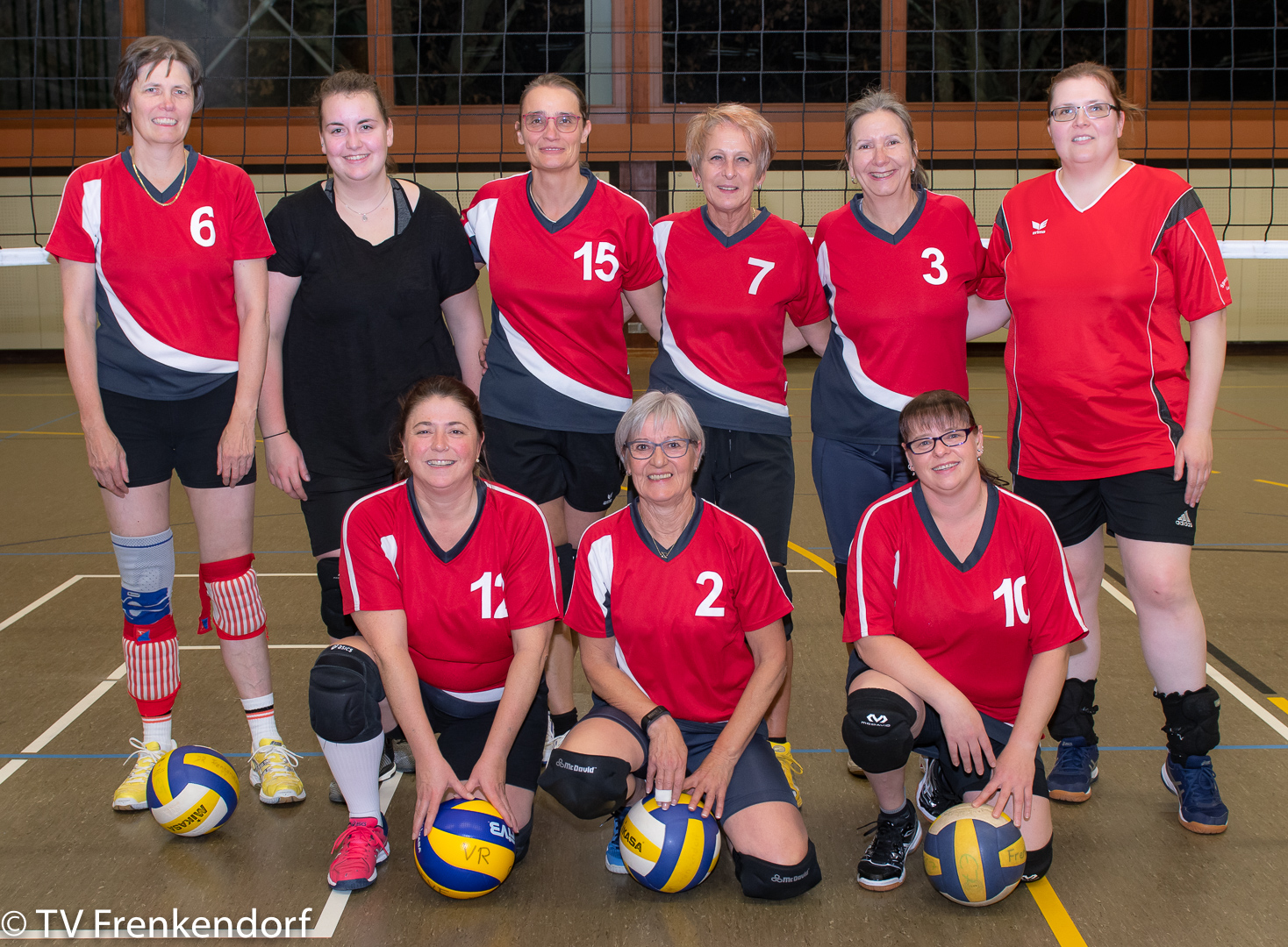 Volleyball-Seniorinnen 2018/2019
