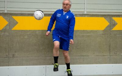 Faustball Senioren 2: Start der Rückrunde