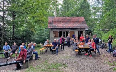 Aktivriege besucht Männerriege im Felsenheim