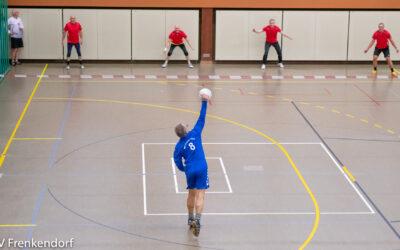 Faustball Halle 2019/2020: Zwischenstand