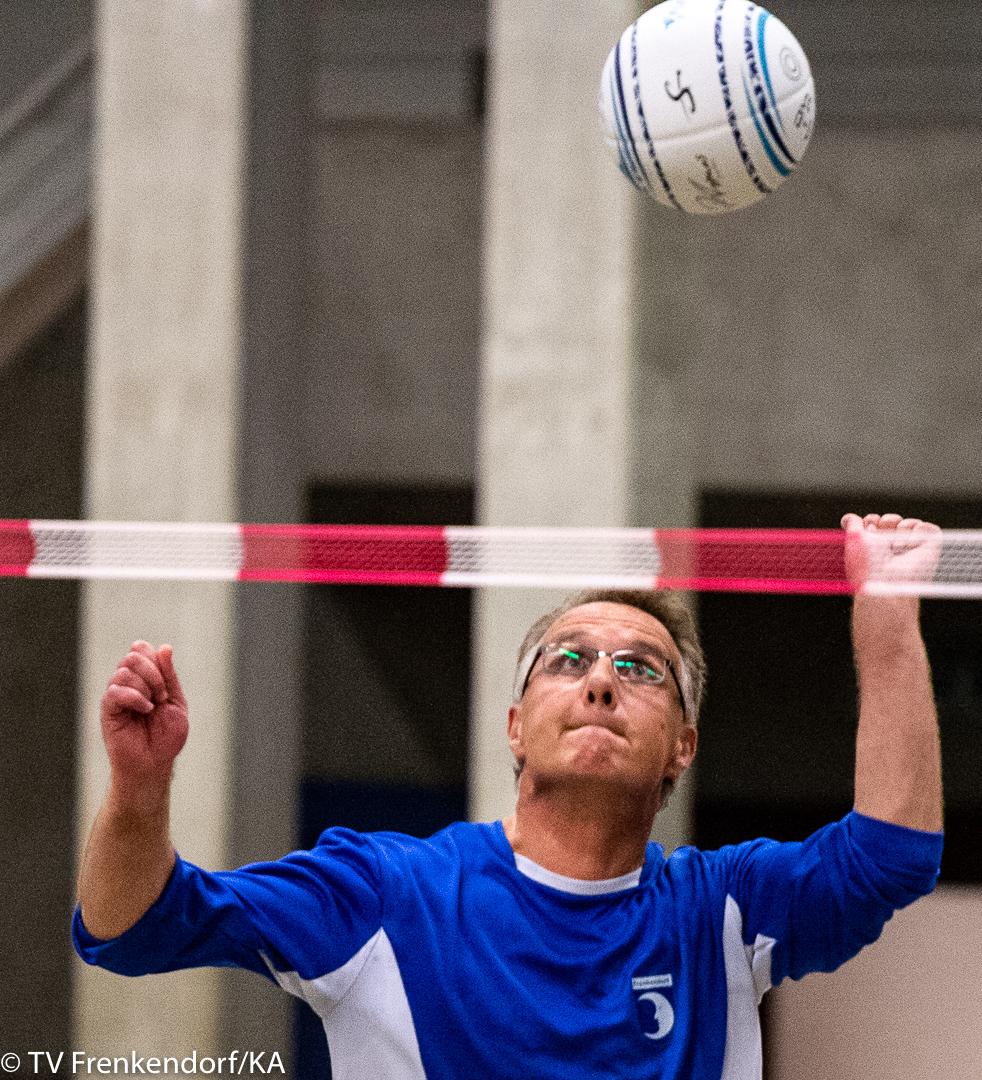 Faustball: Start Meisterschaften 2019/2020
