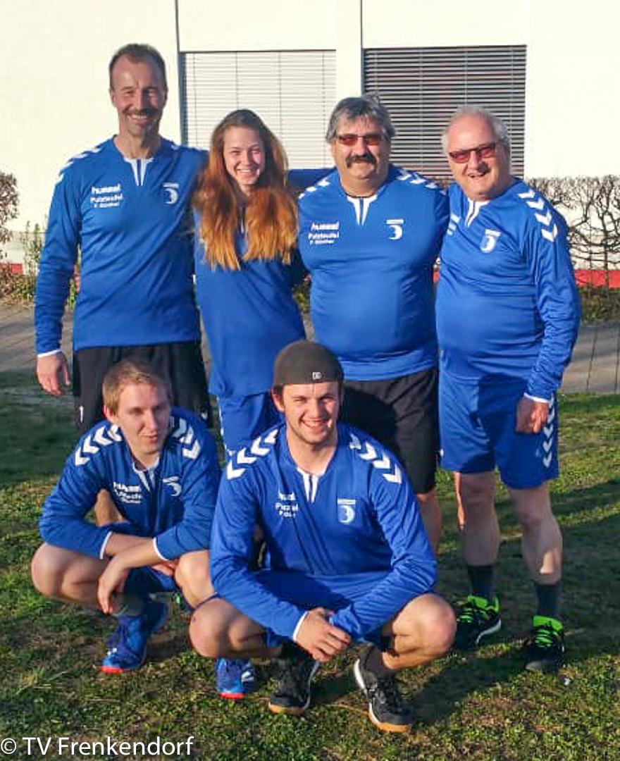 Faustball MR: Sieg am Sappeten-Cup 2019