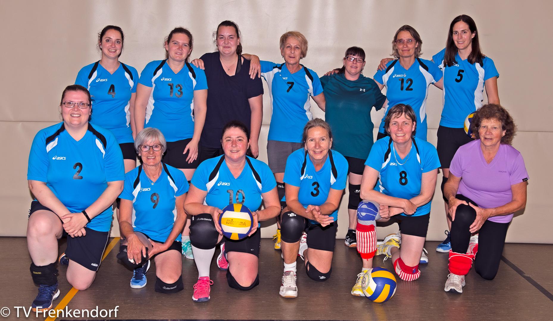 Start in die Volleyballsaison 2021/2022 gelungen